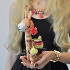 Mesmerizing Crochet an Amigurumi Rabbit Ideas. Lovely Crochet an Amigurumi Rabbit Ideas. Beau Crochet, Crochet Mignon, Crochet Diy, Crochet Amigurumi, Love Crochet, Crochet For Kids, Beautiful Crochet, Crochet Dolls, Crochet Hats