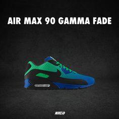 separation shoes 29802 bc4c4 Nike Air Max 90 iD