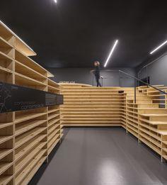Gallery of Megalithic Museum / CVDB arquitectos + Tiago Filipe Santos - 16