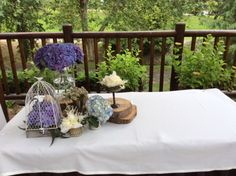 La boda de O&C: El arte de lo sencillo Hanging Chair, Table Decorations, Furniture, Home Decor, Flower, Simple, Events, Weddings, Colors