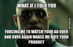 Everytime I want to watch a video on YouTube