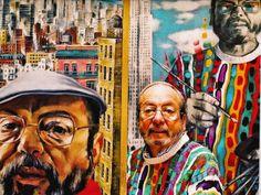 """""""Decían que este era el país de los poetas. Pues más bien resulta que es el país de los pintores"""" Enrique Grau 1920 – 2004 Colombian Art, Film Director, Actors & Actresses, Painting, Inspiration, American, Panama City, Expressionism, Art"""
