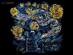 Hamsa Art, Famous Artwork, Van Gogh, Artsy Fartsy, Cookies Et Biscuits, Cool Pictures, Geek Stuff, Fun Stuff, Cookie Monster