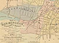 Birmingham, England old maps Birmingham England, England Map, Bible Teachings, Old Maps, City Council, Family History, Genealogy, Working Class