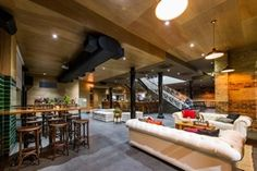 Acoustic Technologies refits The Transcontinental Hotel with a brand new Bar Areas, Night Club, Acoustic, Benefit, Public, Range, Space, Live, Craft