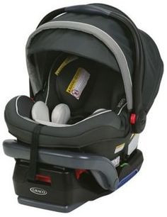 Graco SnugRide® SnugLockTM 35 Elite Infant Car Seat in Oakley Grey
