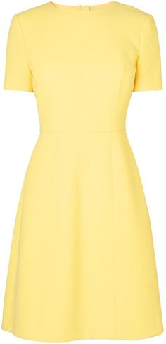 LK Bennett Jolie Boxy Shift Dress