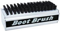 Boot Brushes ** Startling review available here