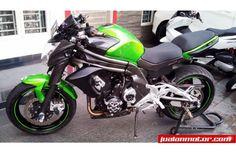 Dijual Kawasaki - ER6N (2012) hanya untuk jiwa pemberani bro #JM    http://www.jualanmotor.com/Iklan/Detail/3918/motor-dijual-kawasaki-er6n-2012-bandung.html