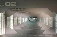 In praise of the sci-fi corridor | Den of Geek