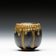 Sebastian Moh Description: porcelain with ash over tenmoku glaze Ceramic Tableware, Ceramic Clay, Ceramic Bowls, Ceramic Pottery, Stoneware, Slab Pottery, Mugs And Jugs, Clay Cup, The Potter's Wheel