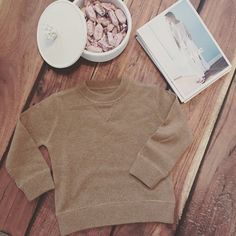 Sneak Peak from AW15 collection, this adorable baby sweater will be in store soon!