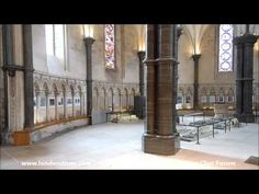 Video showing Temple Church in London, from http://www.londondrum.com/cityguide/temple-church.php