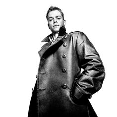 Matt Damon by Platon