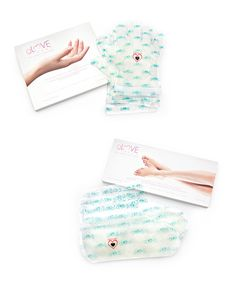 gLOVE TREAT Glove and Boot Combo Paraffin Wax Treatment