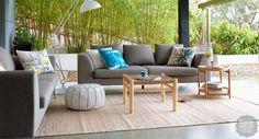 Five courtyard ideas for autumn entertaining
