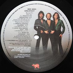 Bee Gees - Greatest (Vinyl, LP) at Discogs