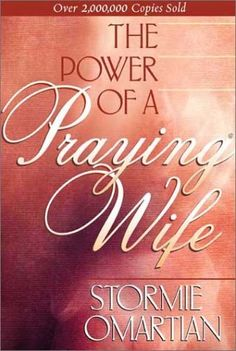 The Power of A Praying Wife by Stormie Omartian! Very powerful, inspirational, & motivating read. Has helped me & continues to help me in those trying times, enduring the duty and responsibility of being the kind of wife according to God's Word.