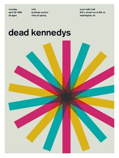 Experienced dead kennedys