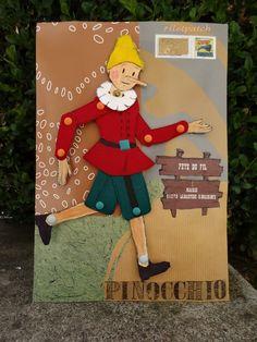 pinocchio mail art