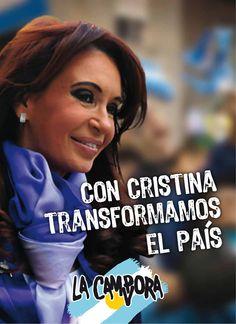 Cristina Fernández de Kirchner. Argentina, 2011.