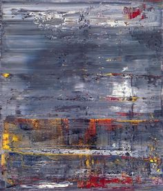 Gerhard Richter, Abstract Painting, 1990, Catalogue Raisonné: 715-2. http://www.gerhard-richter.com/art/paintings/abstracts/detail.php?paintid=6781#
