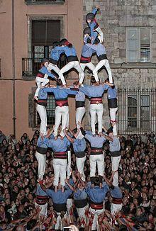 castellers marrecs de salt - Cerca amb Google