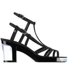 Chanel Resort 2015 sandal.