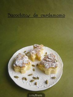 :: Cardamom cakes ::                 :: Bizcochitos de cardamomo :: http://lamuffinerie.com/bizcochitos-de-cardamomo/