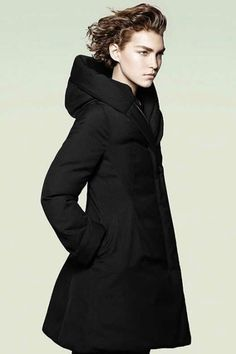 Uniqlo +J Wool Down Coat, $129.99, available at Uniqlo.  #refinery29 http://www.refinery29.com/25761#slide-2