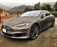 Titanium Tesla - it's a shame this color was discontinued. I love it!