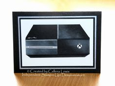 Stamp with Callena Cards - Xbox One