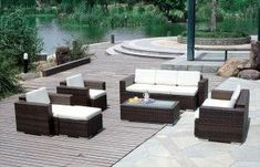 Elegant Clearance Patio Furniture Sets Design that will make you happy for Interior Decor Home with Clearance Patio Furniture Sets Design - The Probindr Furniture Outdoor Balcony Furniture, Target Patio Furniture, Outdoor Lounge, Clearance Outdoor Furniture, Outdoor Furniture Design, Outdoor Wicker Furniture, Furniture Ideas, Wooden Furniture, Wicker Sofa