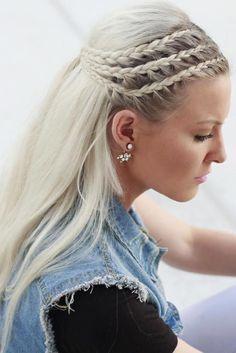 Resultado de imagem para hair  braids