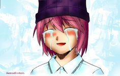 """""""I will always remember Kouta. I will always be waiting for Kouta at this place."""" -Kaede from the Elfen Lied manga chapter Such a sad beautiful Kaede. Keep her in your memory Kouta. Sad And Lonely, Lonely Girl, Always Remember, Always Be, Mai Waifu, Want To Be Loved, Waiting, About Me Blog, Manga"""