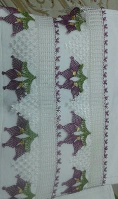This Pin was discovered by Bir Needle Lace, Needle And Thread, Lace Making, Crochet Doilies, Elsa, Diy And Crafts, Quilts, Blanket, How To Make
