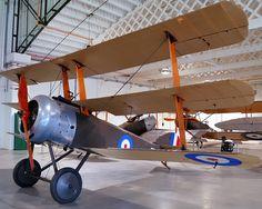 #flickr #triplane #WW1 #replica