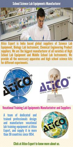 We are specialized globally #Educational #Scientific #Lab #Equipments #manufacturers placed in India, who are providing quality #equipment of #physics and #chemistry #lab services without charging much. Call 📲 us at  0171 400 4736, +91 999 618 6555 anytime for any category instruments.