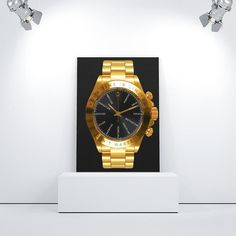 You have limited time. But here's the beautiful thing:You can use the finite moments you have to create something unbounded by time; Build Something, Luxury Home Decor, Have Time, Monopoly, Gold Watch, Canvas Wall Art, Entrepreneur, Inspirational, In This Moment