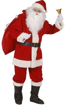 Professional Santa Suit In Window Box Costume Extra Large for Father Christmas Fancy Dress Christmas Fancy Dress, Vintage Christmas, Father Christmas, Christmas Home, Santa Suits, Suit Jacket, Costumes, Jackets, Belt