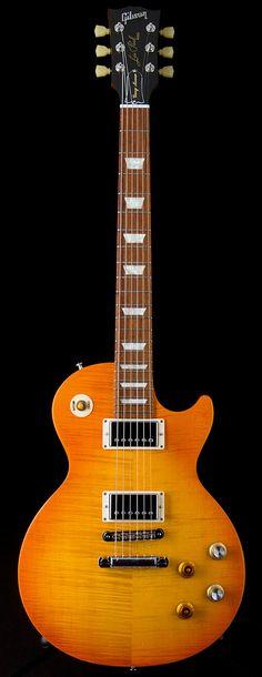 GIBSON Gary Moore Les Paul Standard Tribute in Lemon Burst | Guitar Center