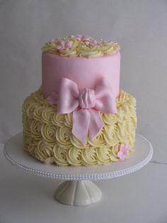 Birthday cake! I love this!!!!  Any little girl b. days soon?!