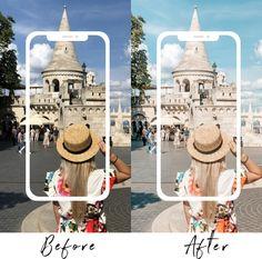 FREE TRAVEL - MOBILE PRESETS - La Dolce Vita Lightroom Effects, Lightroom Presets, Photoshop Photography, Iphone Photography, Photography Tips, Photography For Beginners, Free Iphone, Free Travel, Free Pictures