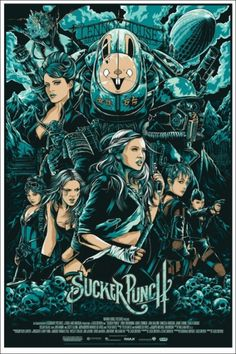 Sucker Punch (by Ken Taylor)