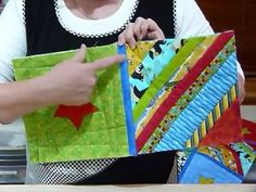 How to join up Quilt as you Go blocks and borders - Quilting Tips ...