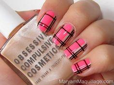 Façons très élégante de se vernir les ongles!!!!