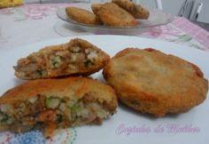 Receitas - Hambúrguer Vegetariano - Petiscos.com