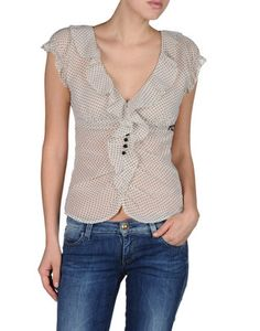 Sleeveless shirt Women - Shirts Women on Miss Sixty Online Store (only XS!)
