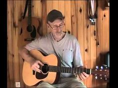 Acoustic Blues Guitar Lessons - How Long Blues by Leroy Carr