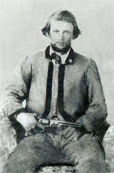 Revolted States — James Benton McMahan, Co B, 4th Texas Mounted...